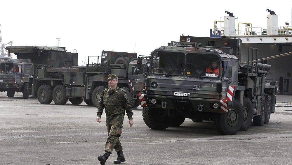 NATO (Array)