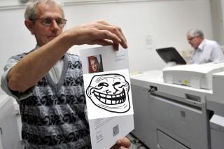 Nemzeti troll (Array)