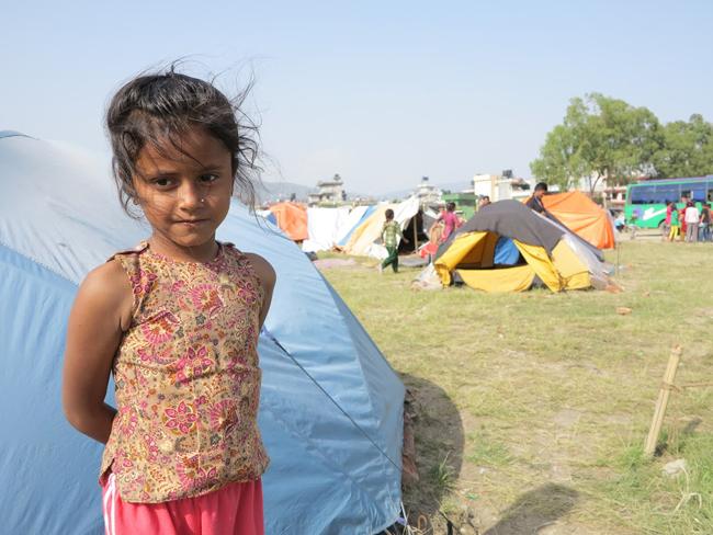 Nepál földrengés 10 (Array)