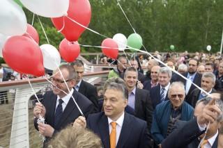 Orbán Viktor, Baja (Array)