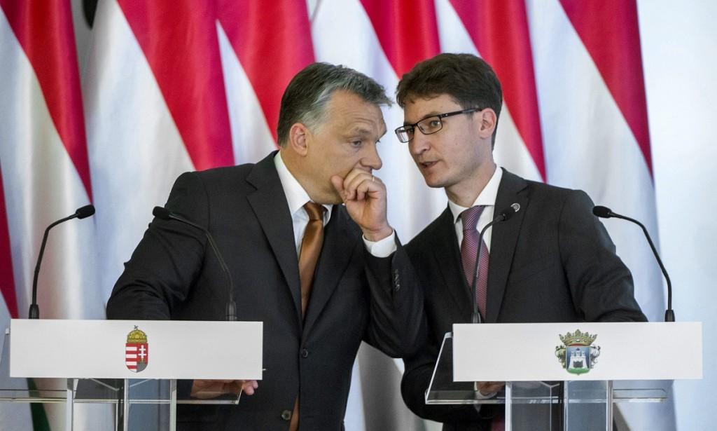 Orbán Viktor, Cser-Palkovics András (Array)