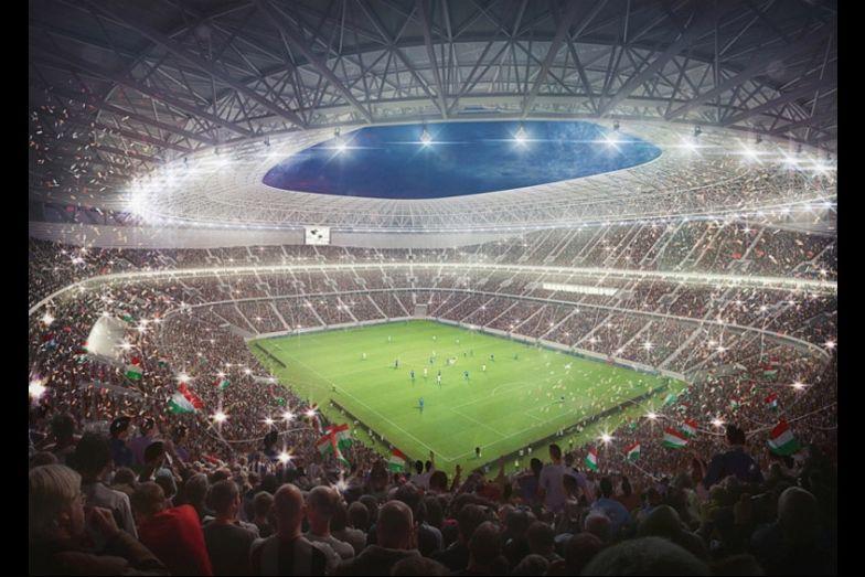 Puskás Ferenc Stadion (Array)