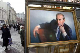 Putyin festmény (Array)