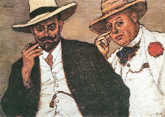 Rippl Rónai - Lajos és Ödön (Array)