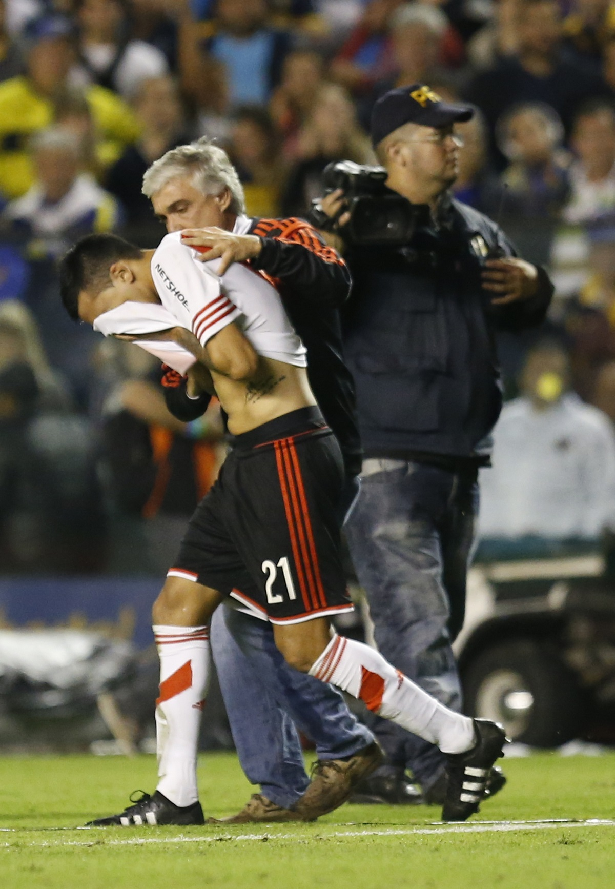 River Plate (Array)