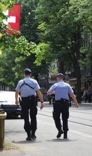 Svájci rendőrök (Array)