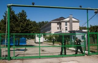 Vámosszabadi - menekülttábor (Array)