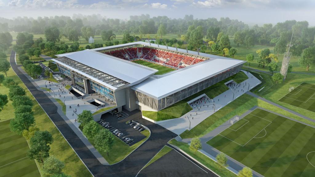 Videoton stadion (Array)