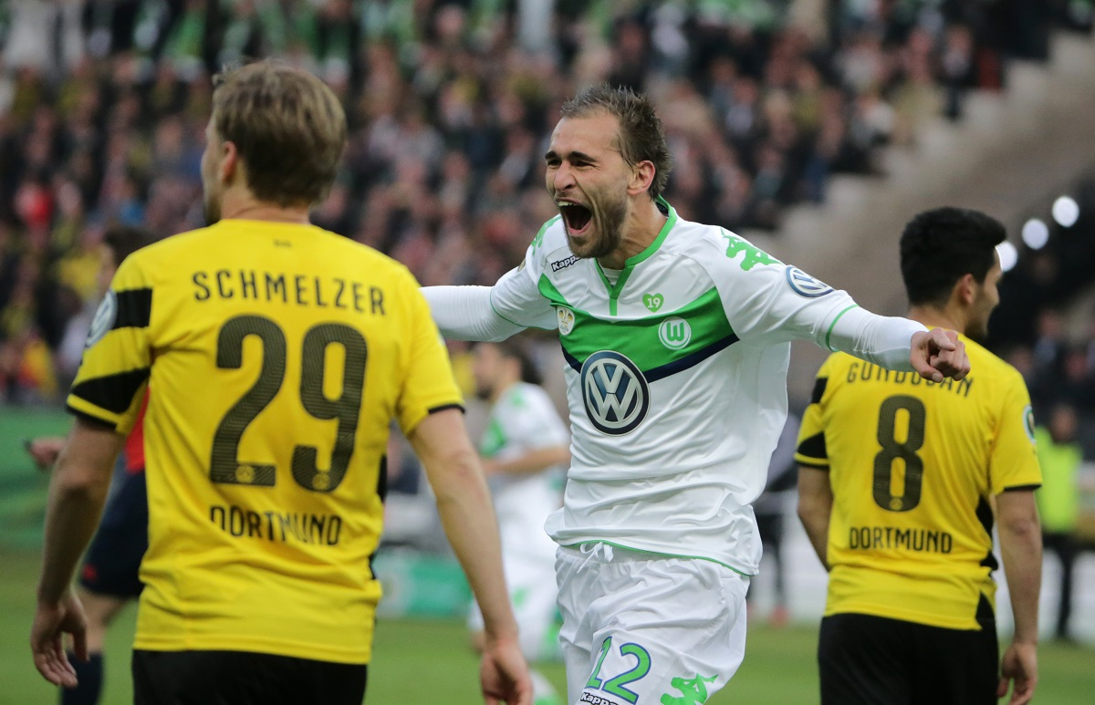 Wolfsburg, Borussia Dortmund (Array)