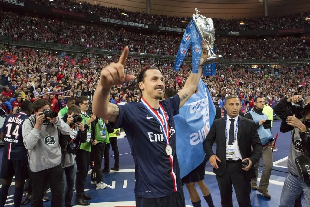 Zlatan Ibrahimovic (Array)