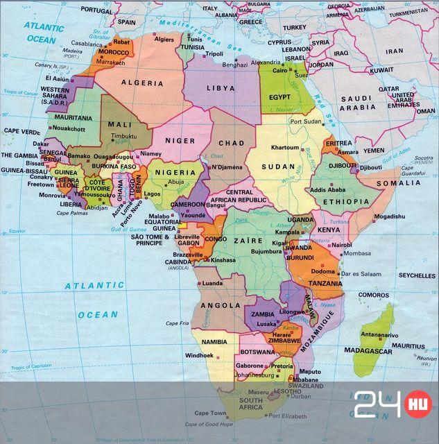 Afrika Kilabaloban A Valsagbol 24 Hu