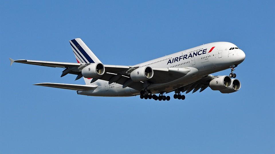air france (Array)