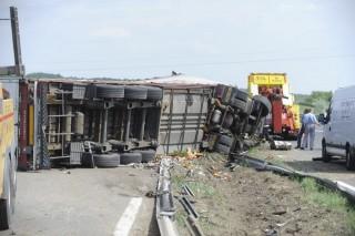 baleset az m1-esen (Array)