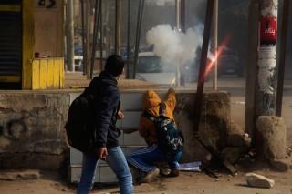 egyiptomi zavargás (Array)