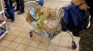 élelmiszer, vásárlás (Array)