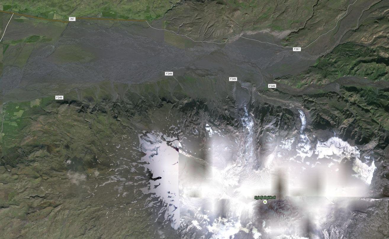 eyjafjallajökull (Array)