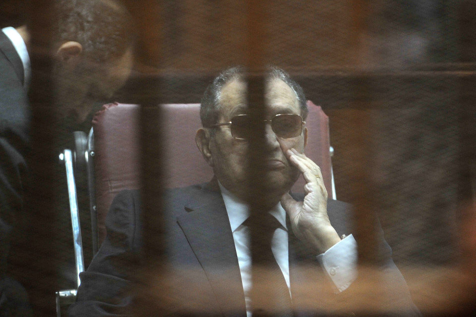 hoszni mubarak (Array)