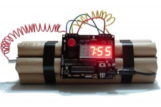időzített bomba (Array)