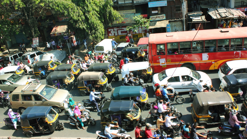indiai utca (Array)