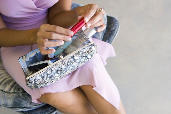női táska, retikül, szépség (Array)