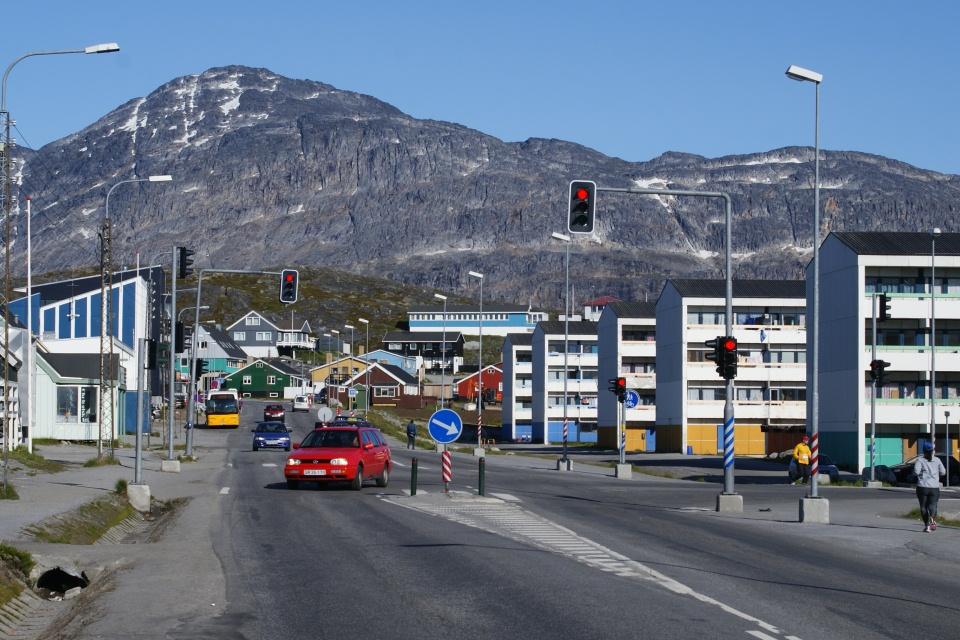 nuuk városközpont (Array)