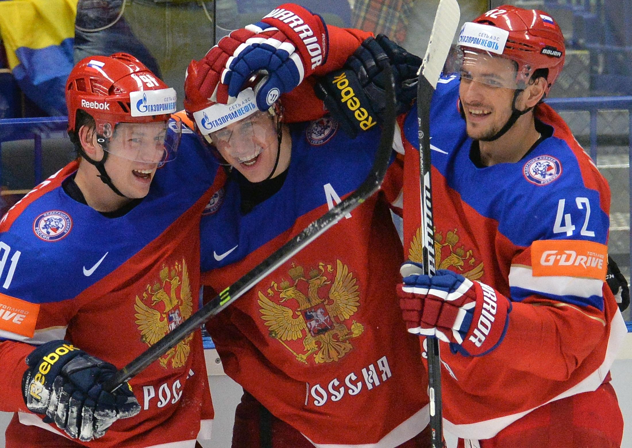 orosz jégkorong-válogatott (Array)