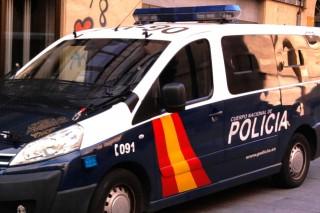 spanyol rendőrség (Array)