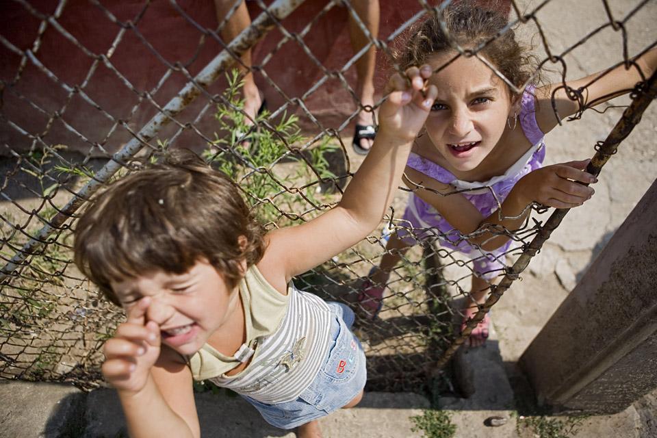szegény gyerekek (Array)