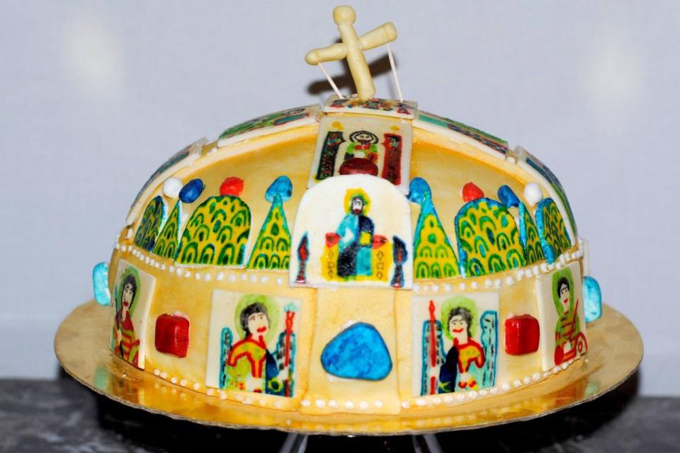 szent korona-torta (Array)