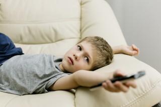 televízió, gyerek, tv (Array)