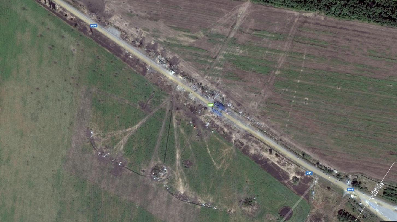 ukrán-orosz határ (Array)