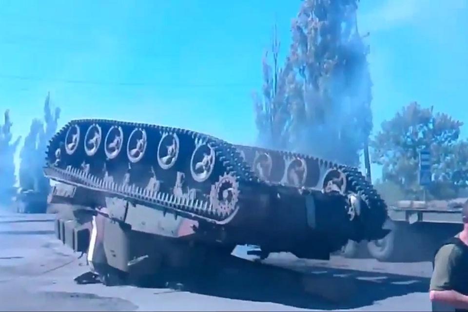 ukrán tank fail (Array)
