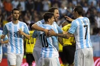Argentína (Array)