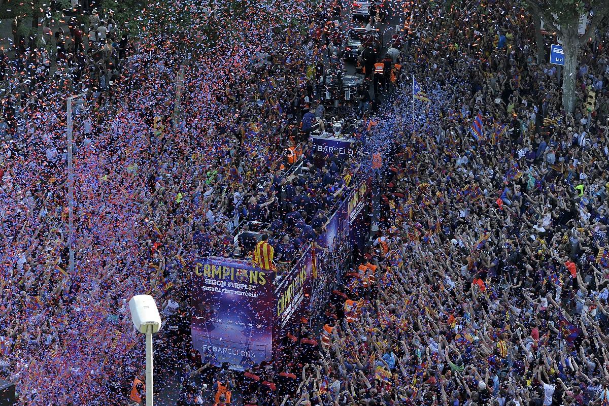 Barcelona (Array)