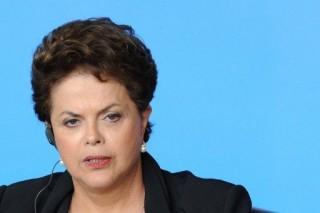 Dilma Rouseff  (Array)