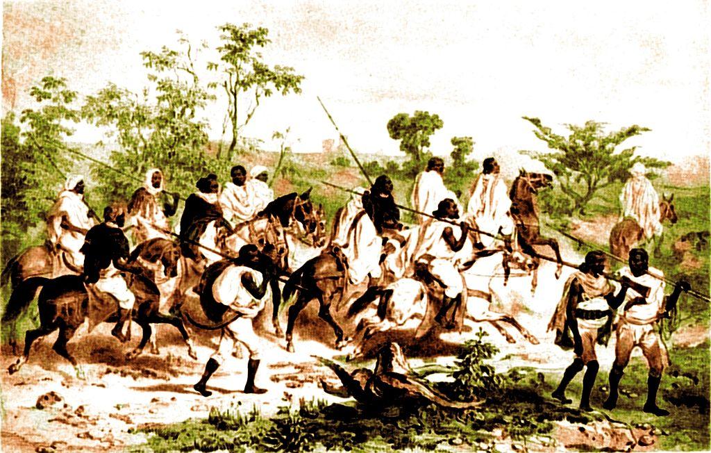 Etióp harcosok (Array)