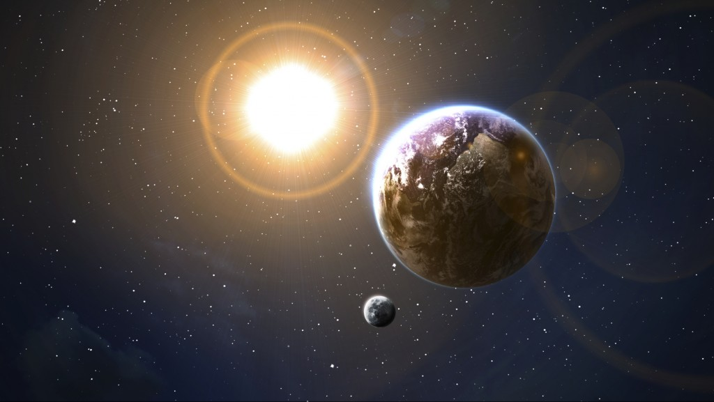 Föld és Nap (Array)