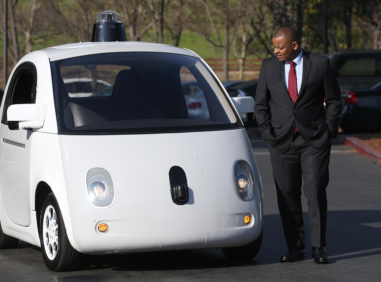 Google autó (Array)