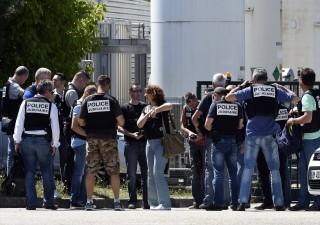Grenoble támadás (Array)
