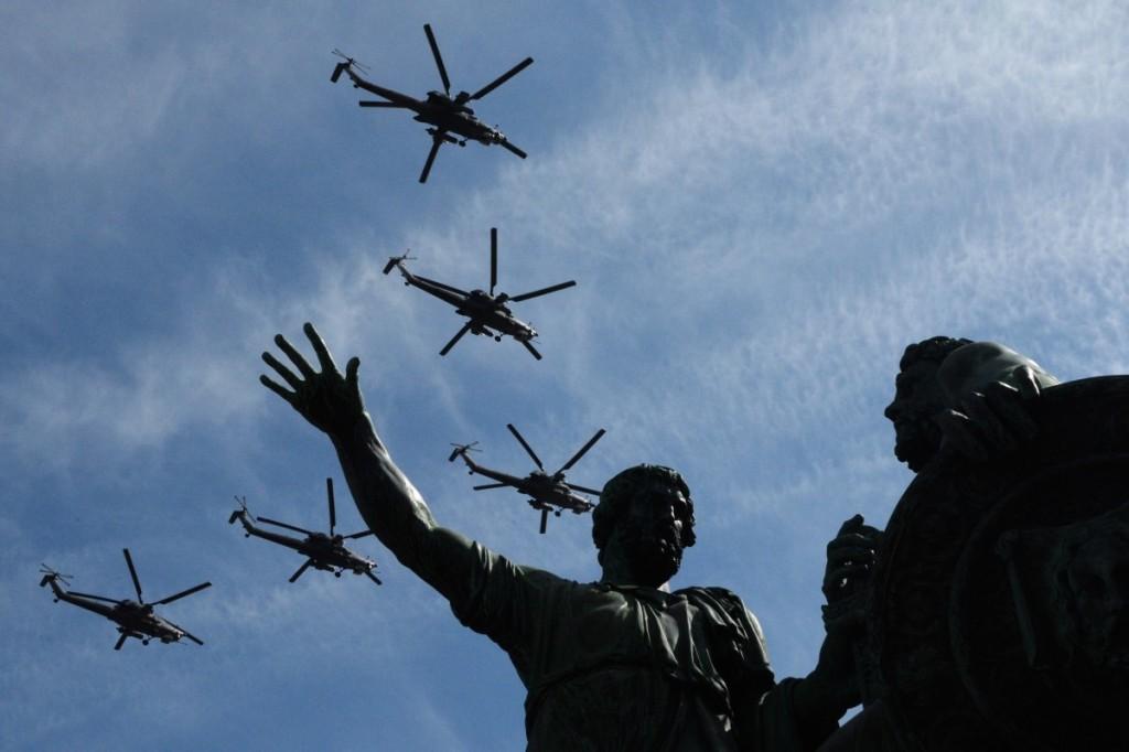 Győzelem napja 2015 Moszkva - 2 (Array)