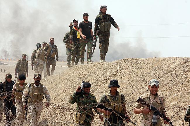 Irak konfliktus, háború (Array)