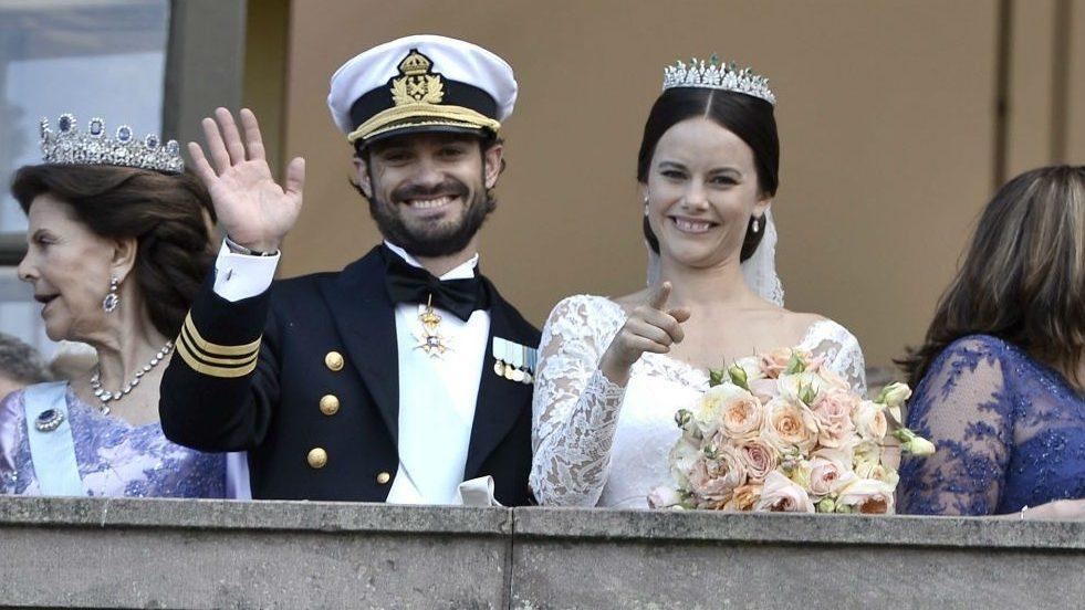 Károly Fülöp és Zsófia hercegné (Array)