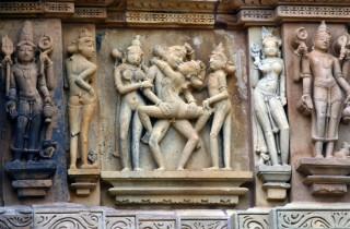 Khajuraho templomdísz 2 (Array)