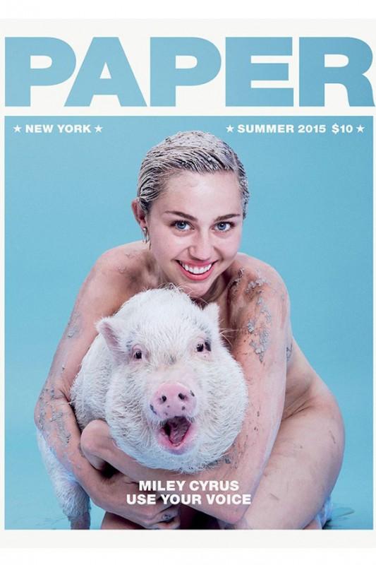 Miley Cyrus (Array)