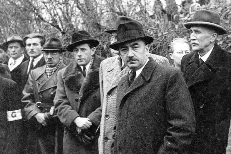 Nagy Ferenc miniszterelnök (Array)