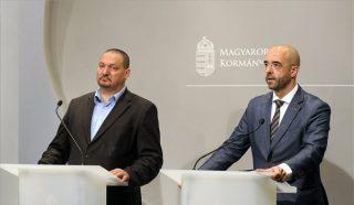 Németh Szilárd és Kovács Zoltán (Array)