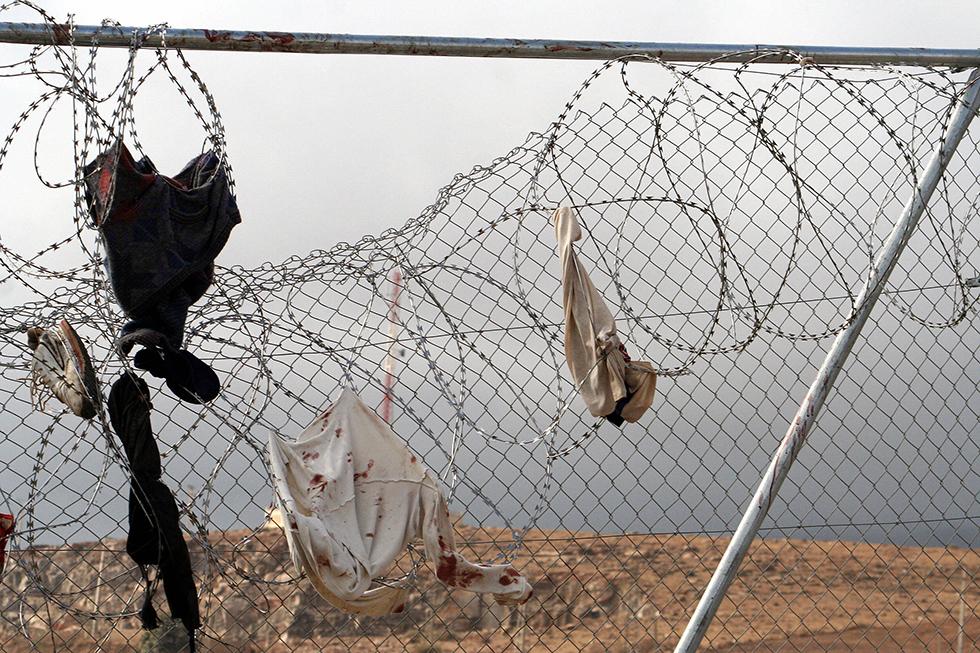 Nincs kerítés, ami, menekült, határzár 05 (Array)