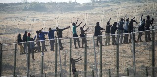 Nincs kerítés, ami, menekült, határzár 10 (Array)