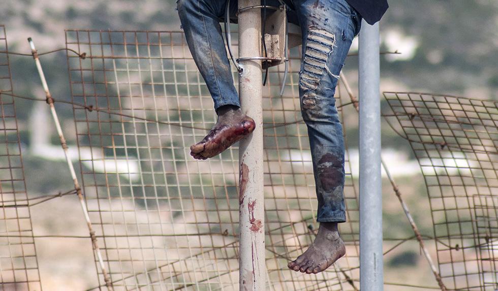 Nincs kerítés, ami, menekült, határzár 11 (Array)