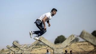 Nincs kerítés, ami, menekült, határzár 12 (Array)
